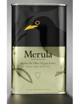 Aceite Merula Valdueza