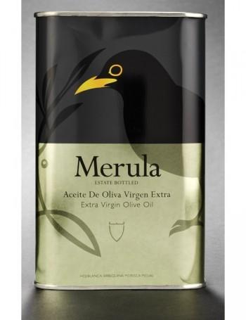 ACEITE MERULA DE VALDUEZA 500ML (CAJA 6 LATAS)