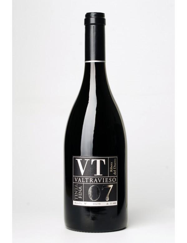 vinos valtravieso vt tinta fina 2009