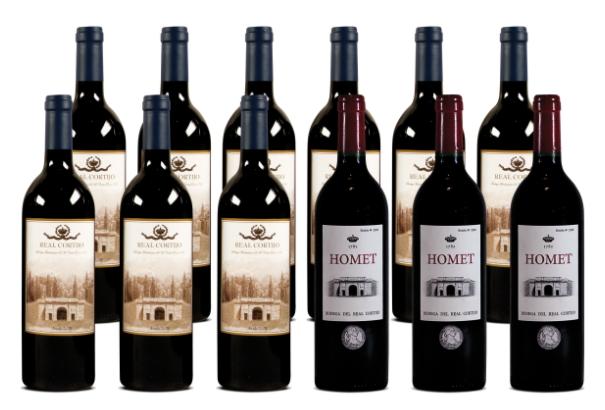 lotes de vinos con descuento
