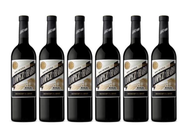 vinos con descuento reserva parker rioja