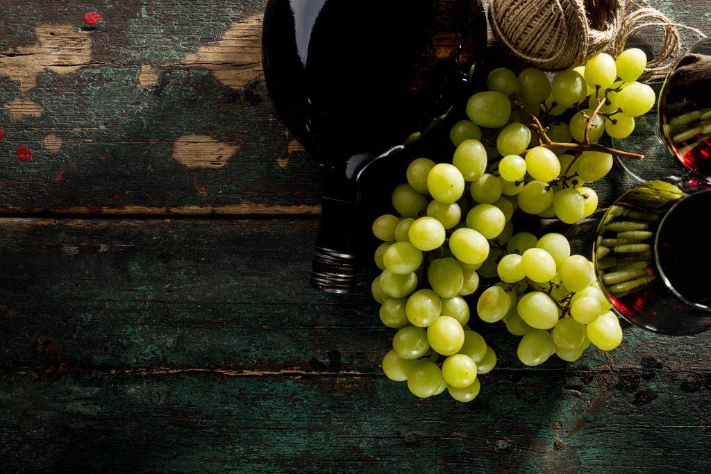 las variedades de uva blanca tiene su denominación en el origen Rueda