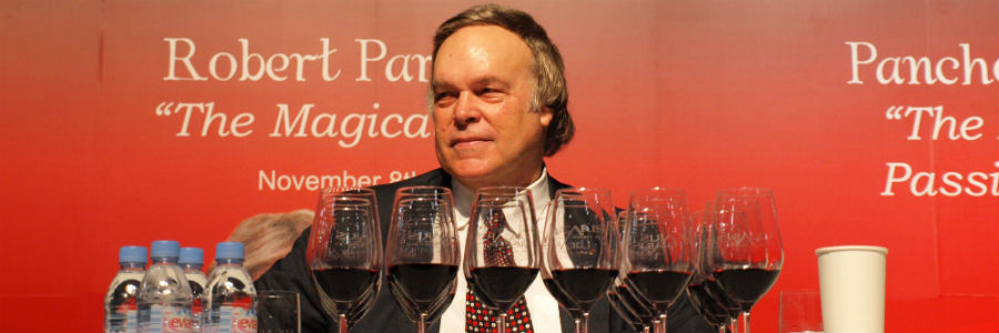 robert parker points puntuacion de vinos