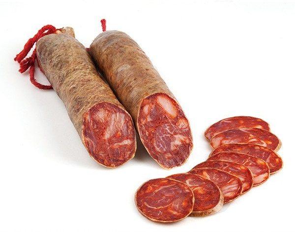chorizo iberico gourmet