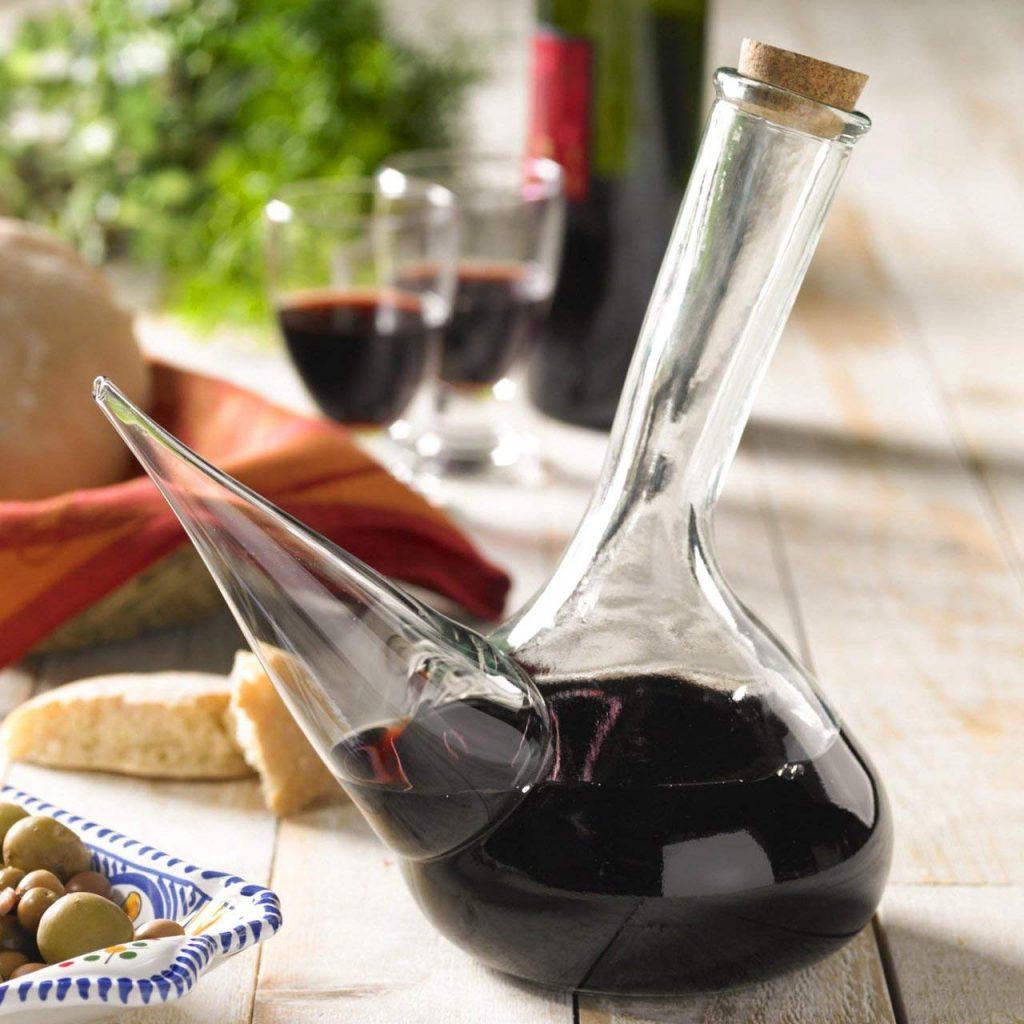 recipientes para beber vino